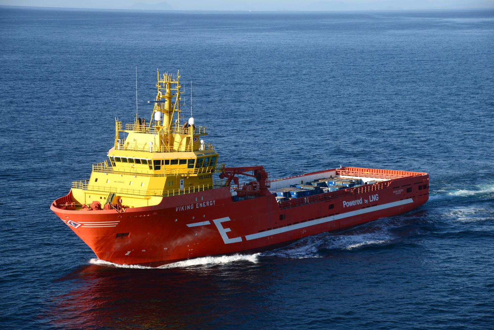 The worlds first high temperature fuel cell with ammonia for ships