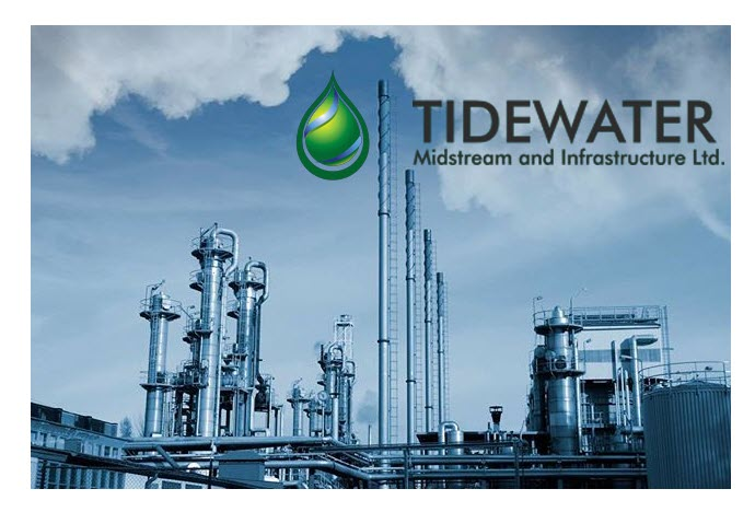 Tidewater Midstream Expects to Receive 100M from B.C. Govt for its Renewable Diesel Hydrogen Project