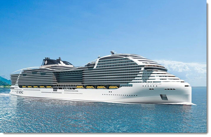 fuelcellsworks, Total to Supply MSC Cruises' Upcoming LNG-Powered Cruise Ships in Marseille