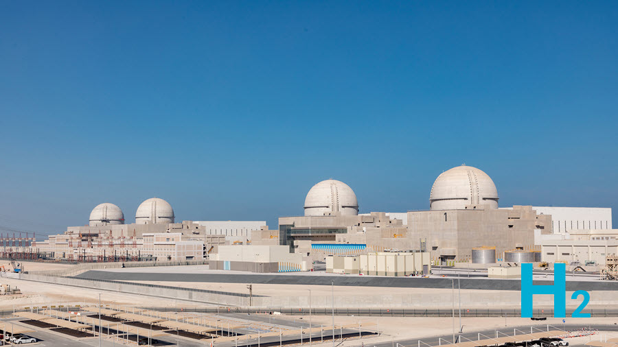 UAE Planning to Use Nuclear Solar Energy to Power Hydrogen Production