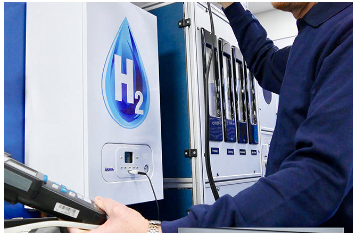 Fuel cells works, UK Boiler Manufacturers Lead EU in Committing to Hydrogen Future, PM Told