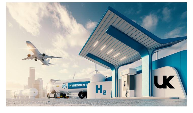 UKs first ever hydrogen transport hub kick