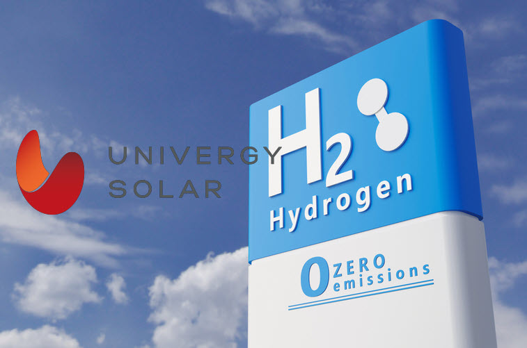 Univergy Solar Enters Spanish Hydrogen Market