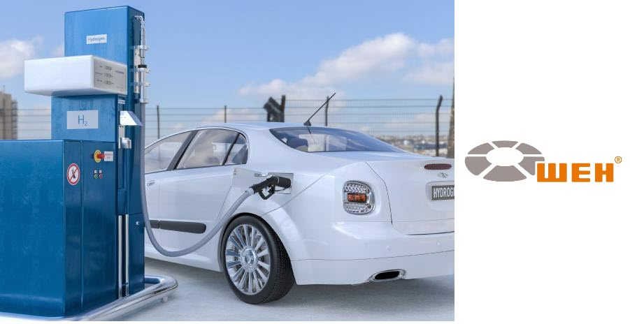 WEH GmbH Announces WEH%C2%AE 700 Bar H2 Filling Nozzles Refueling Hydrogen Vehicles Quickly