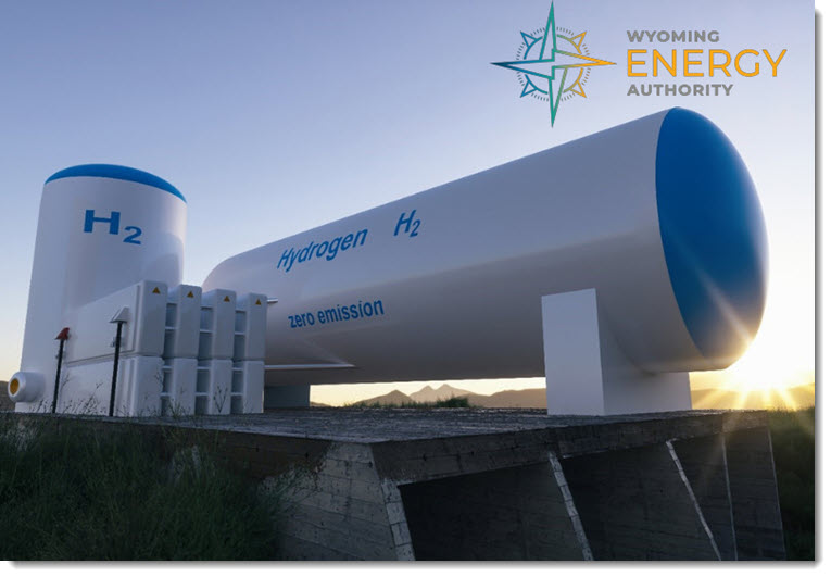 Wyoming Energy Authority Requesting Information on Hydrogen Pilot Project