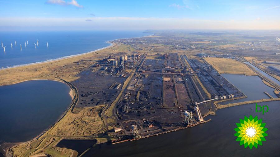bp plans largest hydrogen project in UK
