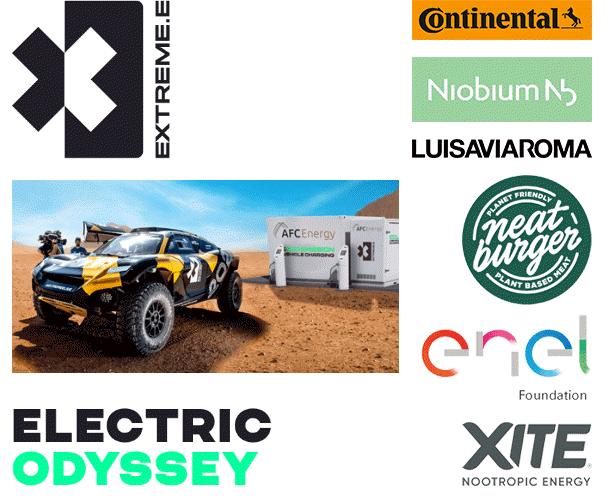 Fuel cells works, Extreme E Welcomes New Scientific Committee Member, fuel cells
