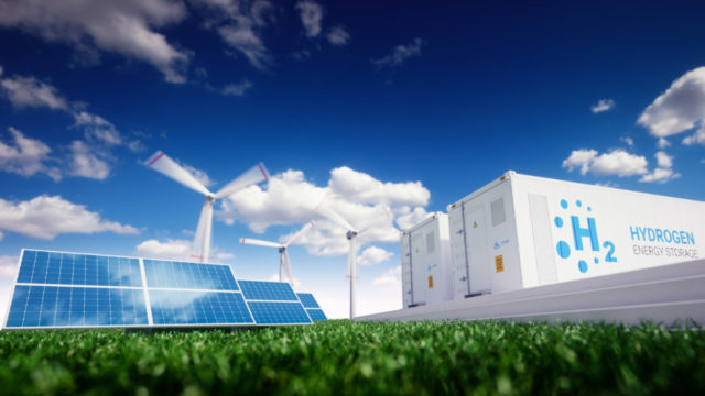 Fuel cells works, hydrogen, energy, hub, fuel cells