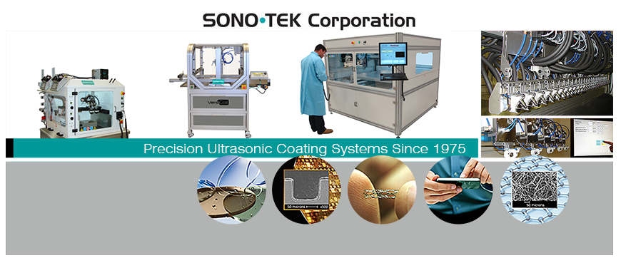 sono tek announces the companys 300th ultrasonic spray system sold for fuel cell and h2 electrolyzer coating applications