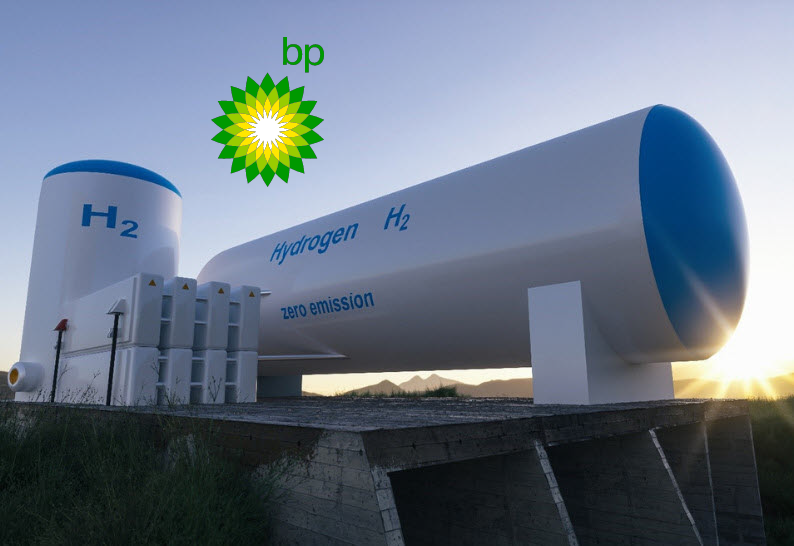 fuelcellsworks, BP Prepared to Participate in Government-Supported Projects in Blue Hydrogen in Russia