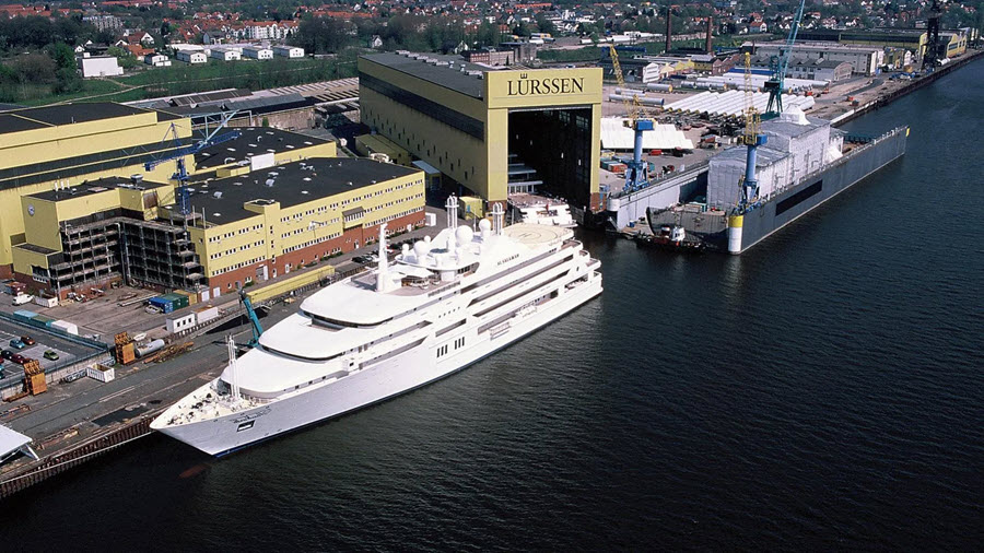Fuel cells works, A Superyacht Powered by Fuel Cell Technology Has Been Sold by Lürssen
