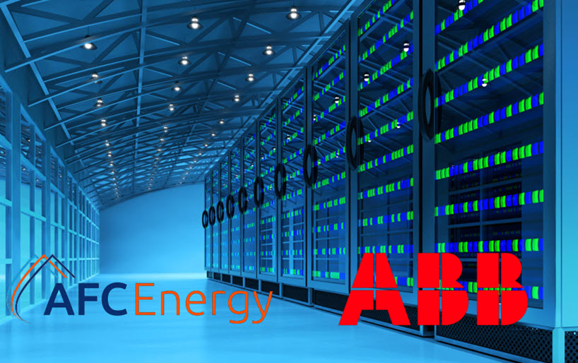 ABB AFC Data Centers Powered by Fuel Cells