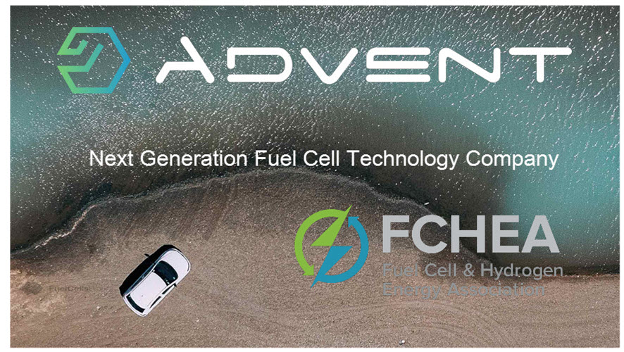 Fuel cells works, hydrogen, Advent Technologies, fuel cells