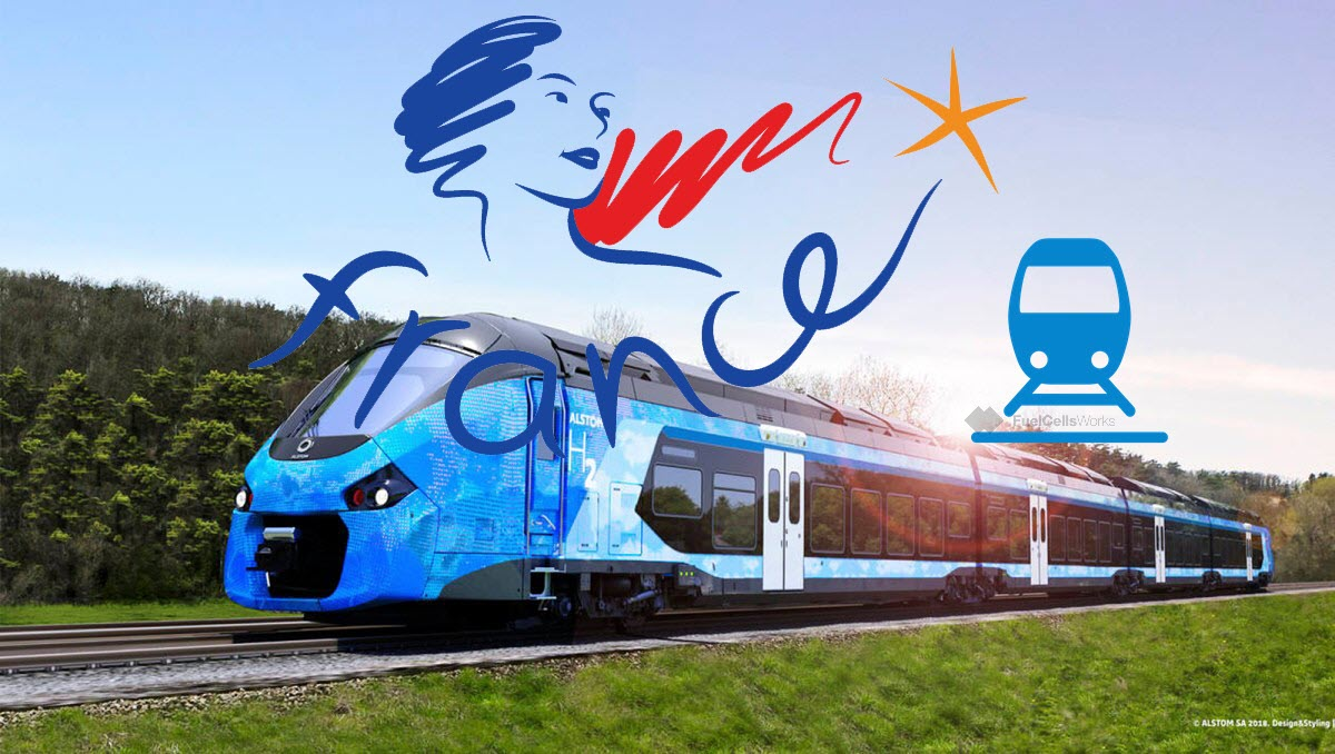 Fuel Cells Works, France: Grand Est: the First Hydrogen Trains Soon on the Rails
