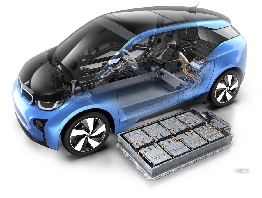 BMW New Hydrogen Tanks