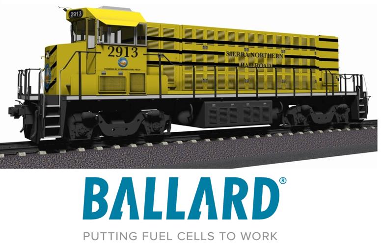 Ballard to Power Sierra Northern