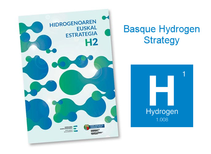 Fuel cells works, hydrogen, Basque, fuel cell