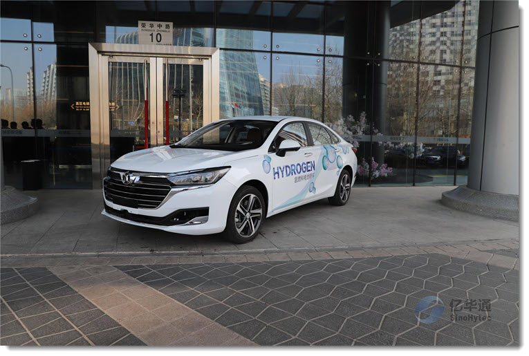 Beijing to Implement a Hydrogen Fuel Cell Fleet of 10000 Vehicles by 2025