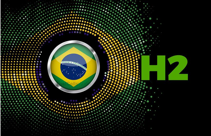 Fuel cells works, hydrogen, brazil, h2, FCW, fuel cells