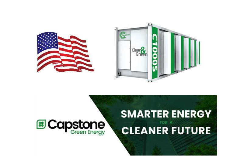 Capston Green Energy