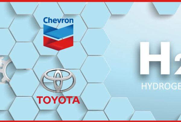 Chevron Toyota Alliance on Hydrogen
