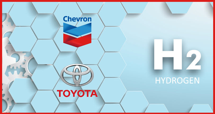 Chevron Toyota Alliance on Hydrogen