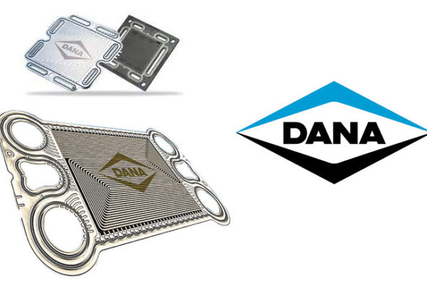 Dana Fuel Cell Plates
