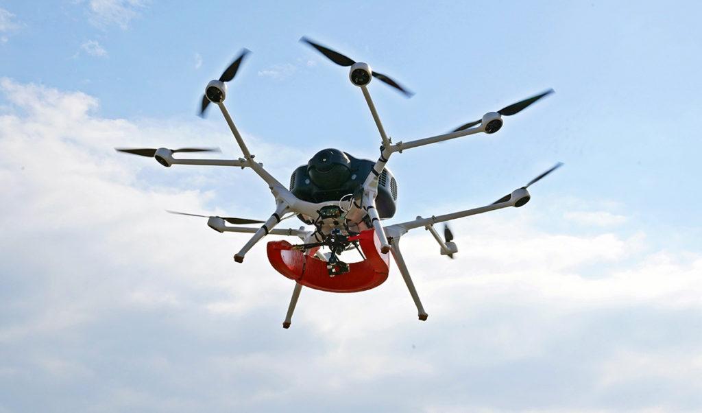 Doosan Fuel Cell Drone