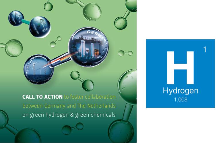 Dutch German Joint Project on Hydrogen