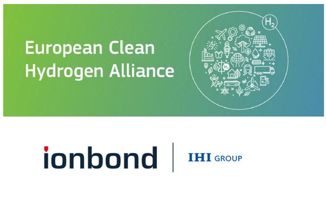 Fuel cells works, hydrogen, Ionbond Netherlands B.V Becomes a Member of the European Clean Hydrogen Alliance