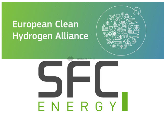 ECHA Hydrogen Europe SFC
