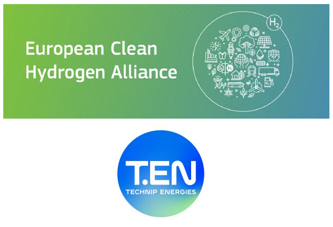 ECHA Hydrogen Europe Technip Energies