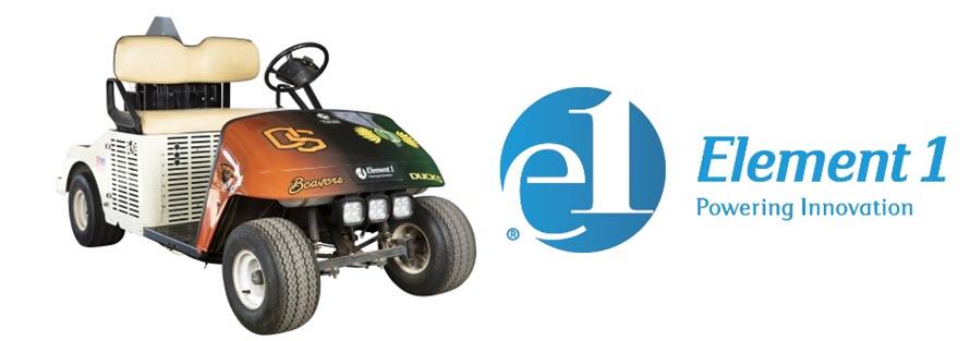 Element 1 Golf Cart