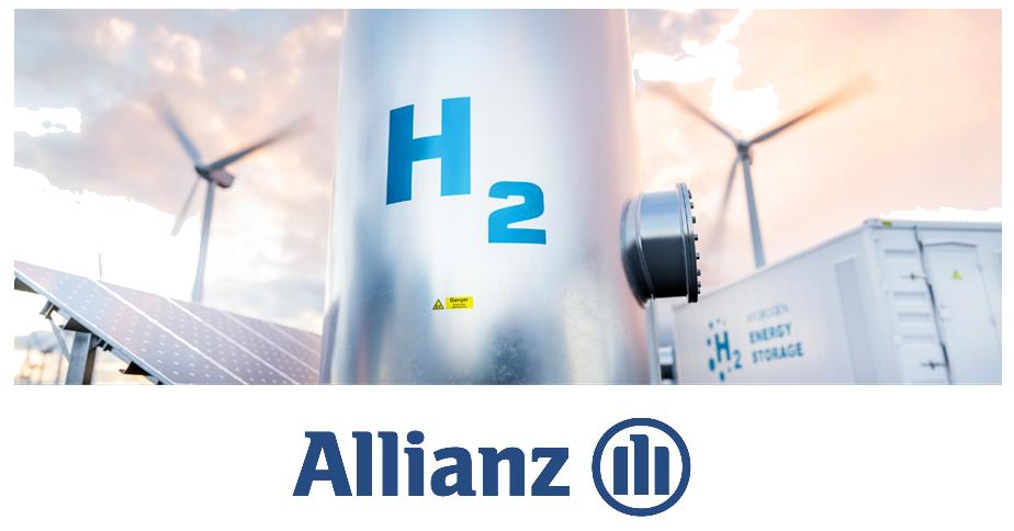 Fuel cells works, hydrogen, Emerging Hydrogen Industry, Allianz