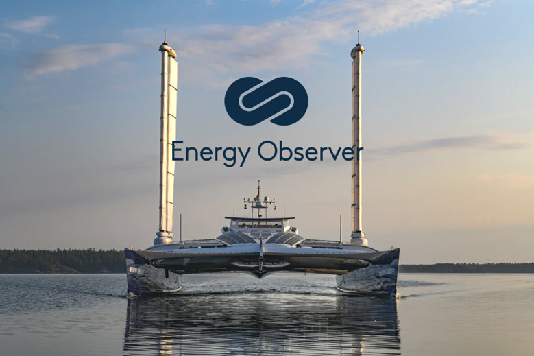 Energy Observer in California