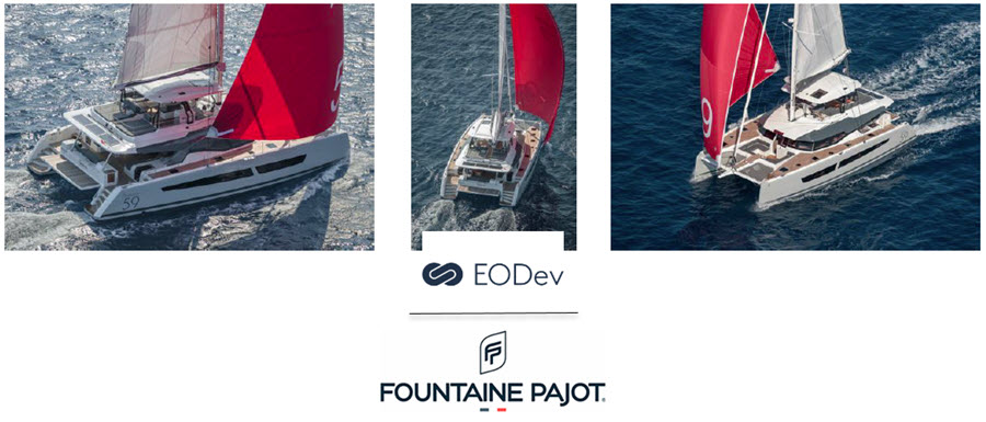 EoDev Fountaine Pajot