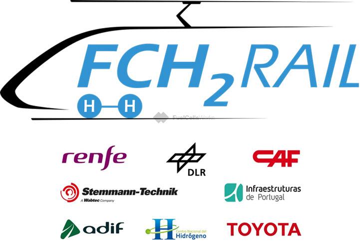 FCH2RAIL Consortium
