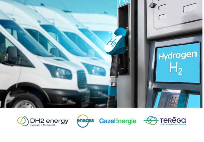 Fuel cells works, Enagás: Franco-Spanish Lacq Hydrogen Project Gets Underway
