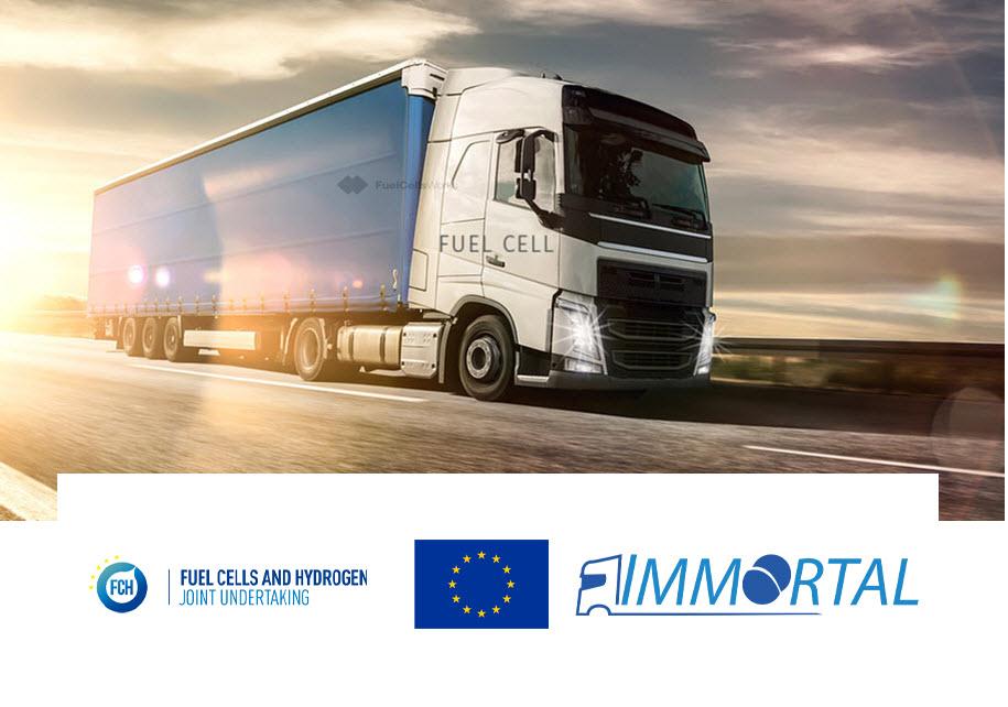 Fuel Cells for Trucks Immortal Main