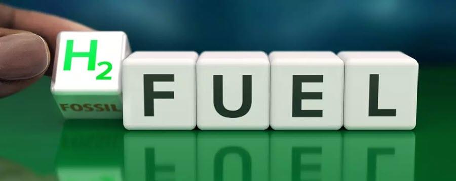 Green Hydrogen Fossil Fuel
