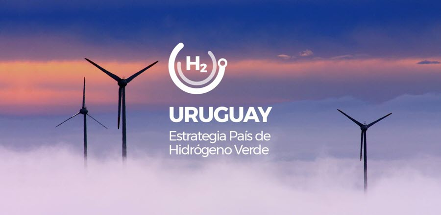 Fuel cells works, hydrogen, Green Hydrogen, h2, Uruguay, fuel cells