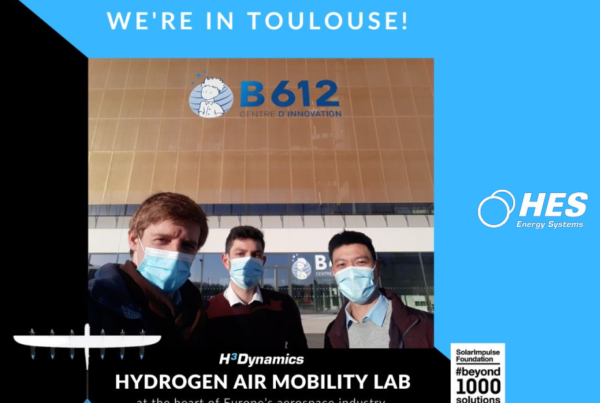 H3 Dynamics Opens Hydrogen Mobility Lab in Toulouse