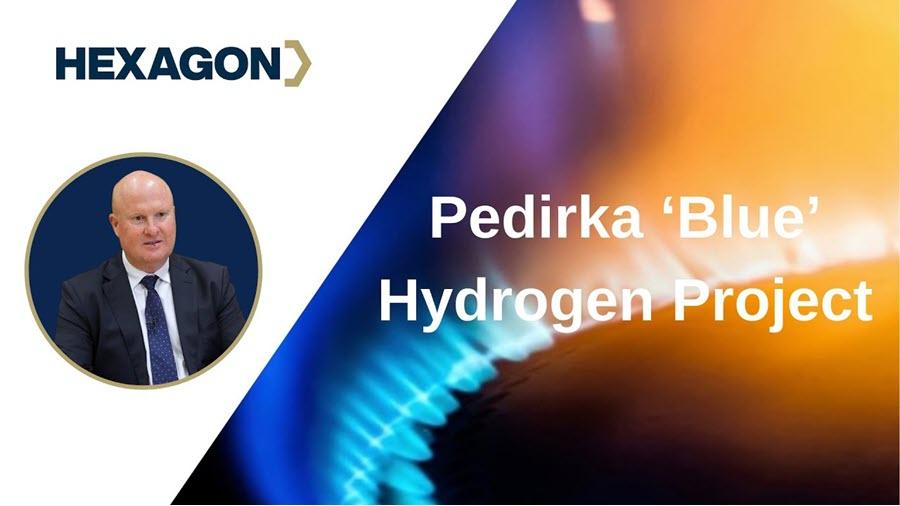 Fuel cells works, hydrogen, Hexagon, Australia, fuel cells