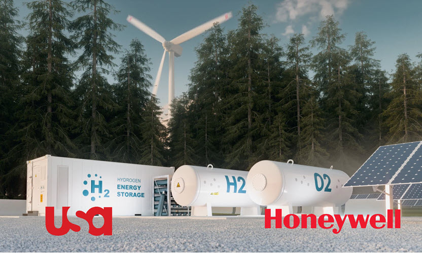 Honeywell Plant At Wabash Valley Will Reduce Greenhouse Gas Emissions And Produce Clean Hydrogen Energy