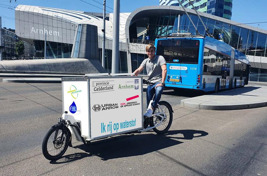Hydrogen Cargo Bike