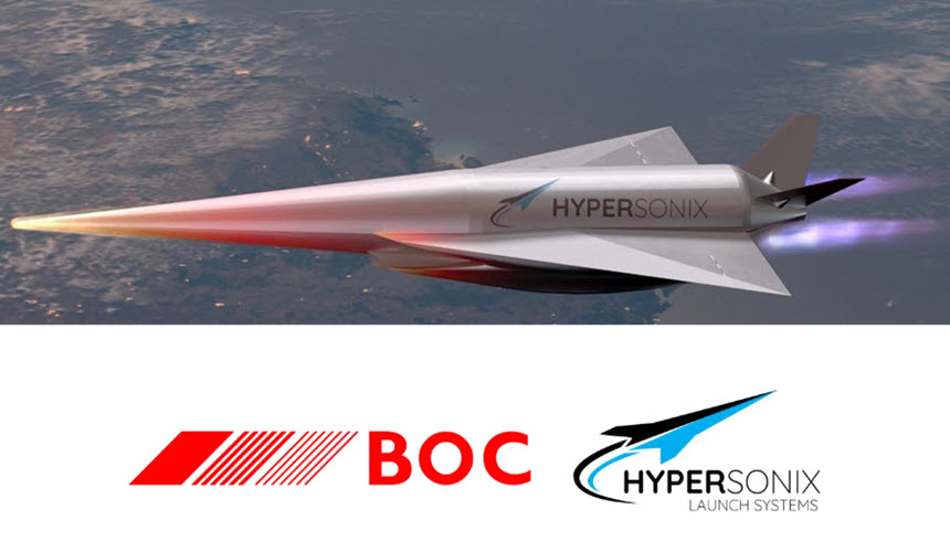 Fuel cells works, hydrogen, Hypersonix Chooses Green Hydrogen to Fly to Space
