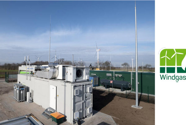 Hydrogen Production Expanded in Schleswig Holstein as Wind Gas Electrolyser Goes Into Operation