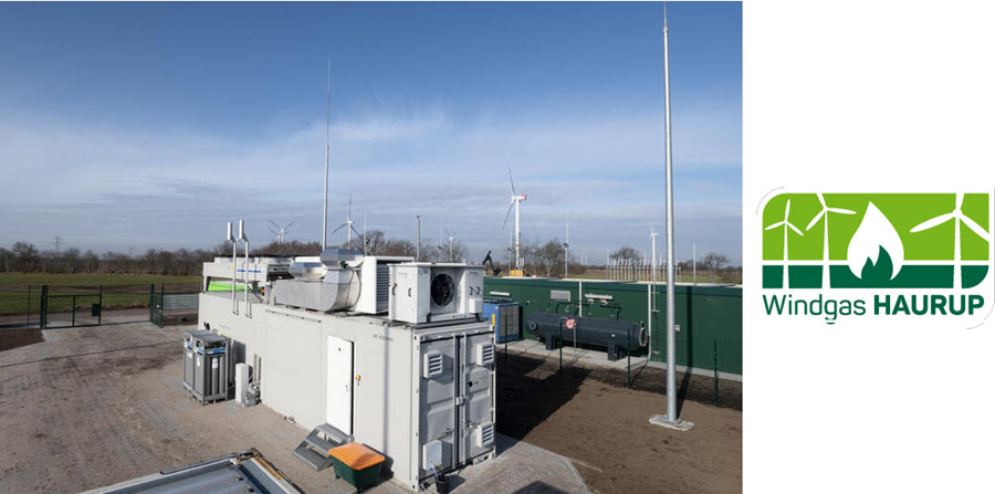 Fuel cells works, Hydrogen Production Expanded in Schleswig-Holstein as Wind Gas Electrolyser Goes Into Operation