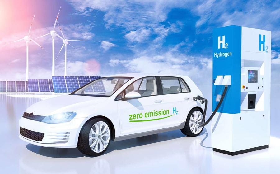 Fuel cells works, hydrogen, KWR, fuel cells
