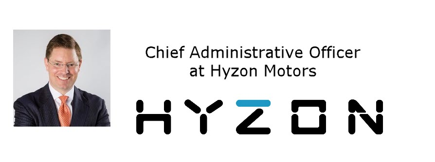 Hyzon Appointment